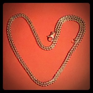 """Jewelry - 22"""" Small 2mm Box Chain Necklace FREE WHEN BUNDLED"""